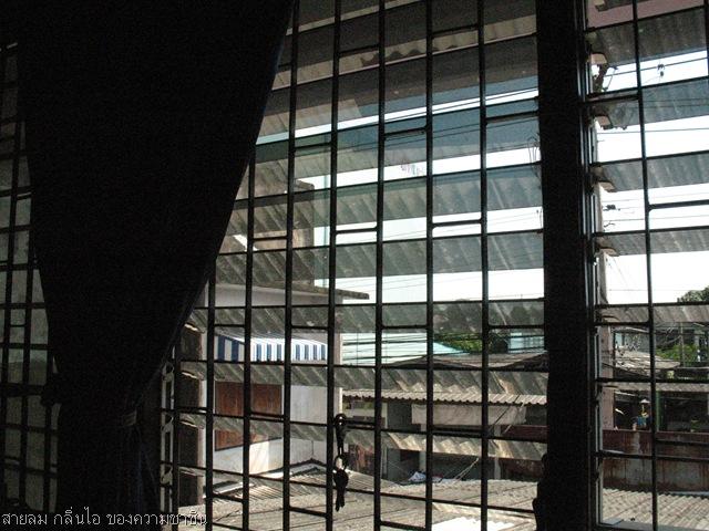 หน้าต่างบานเกล็ด